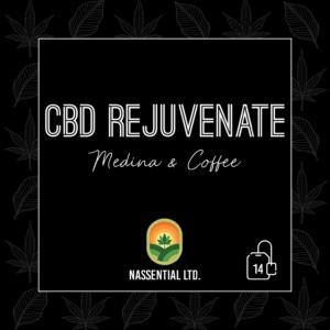 CBD Rejuvenate Tea